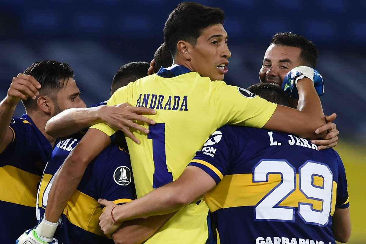 Alerta en Boca en Ecuador por el PCR de Andrada antes del partido ante  Barcelona   Goal.com