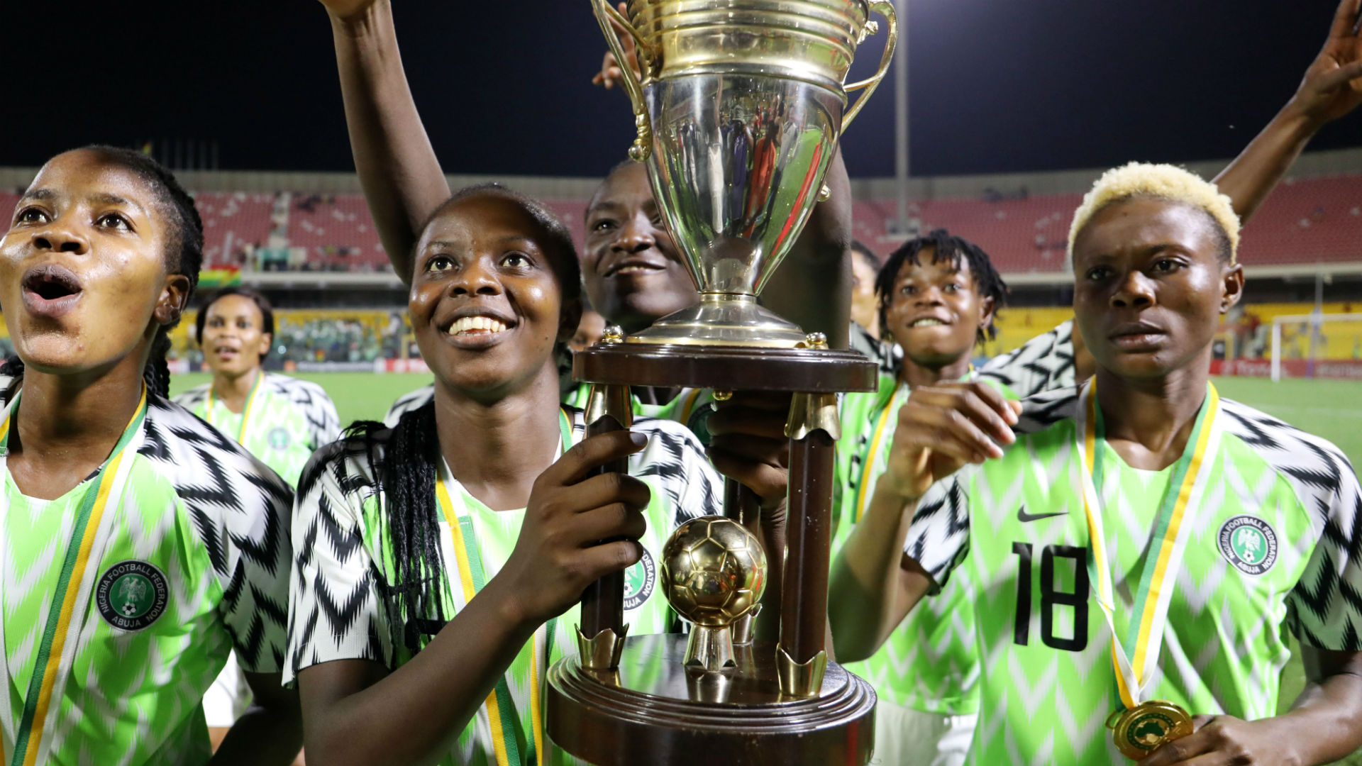 Eucharia Uche rules out equal pay for Super Falcons