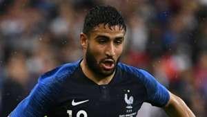 Nabil Fekir France 2017-18