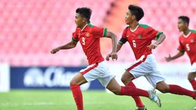 Sutan Diego Armando - Indonesia U-16