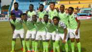 Nigeria starting XI vs Seychelles