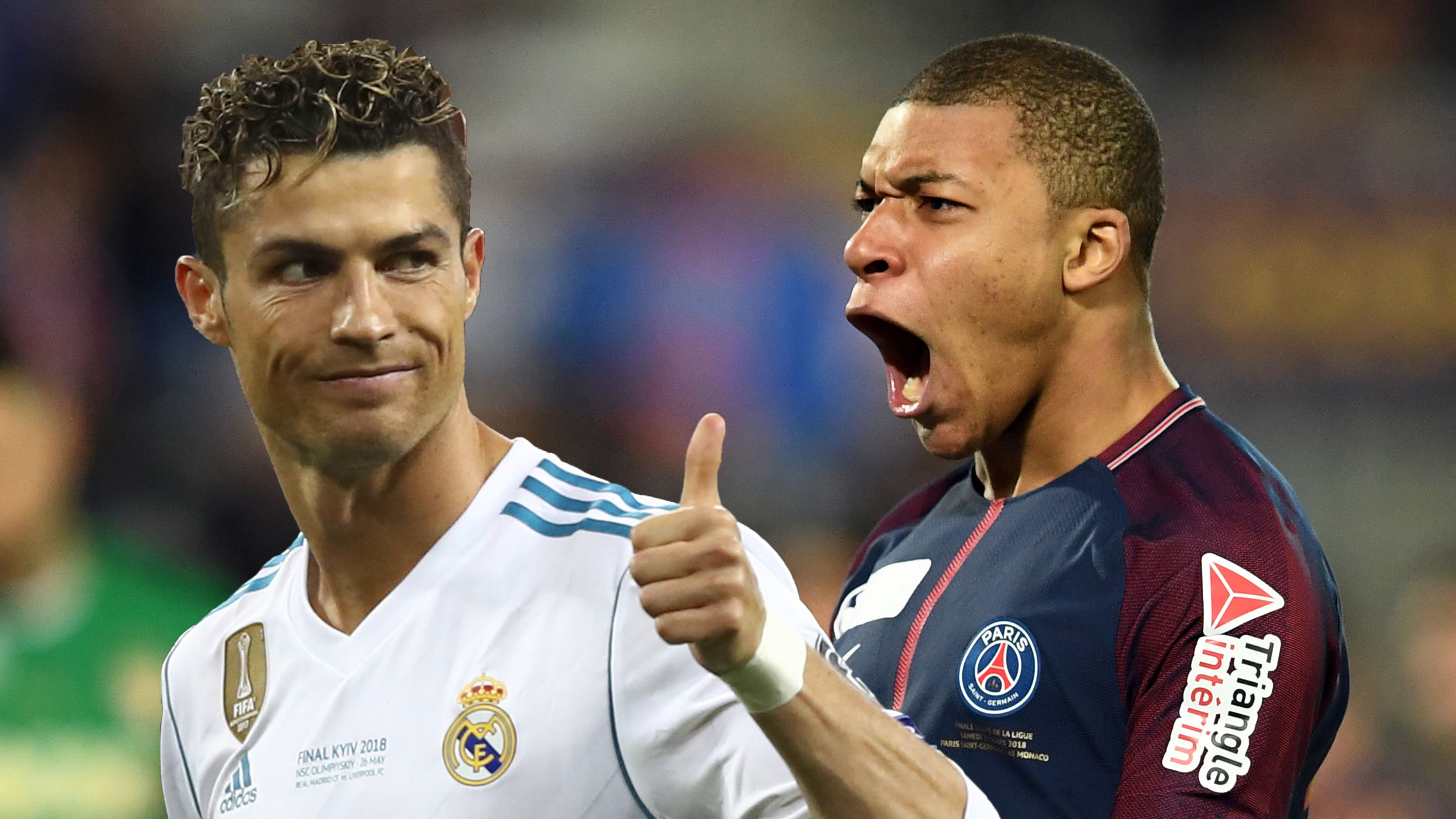 Mbappe can follow in Ronaldo's footsteps at Real Madrid - Cannavaro