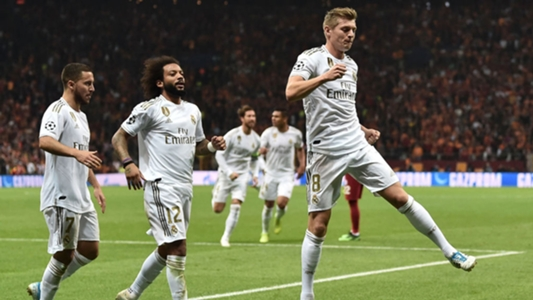 VIDEO-Highlights, Champions League: Galatasaray Istanbul - Real Madrid 0:1