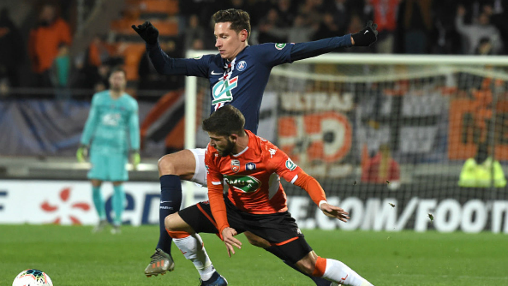 Lorient-PSG (0-1), Paris assure le strict minimum