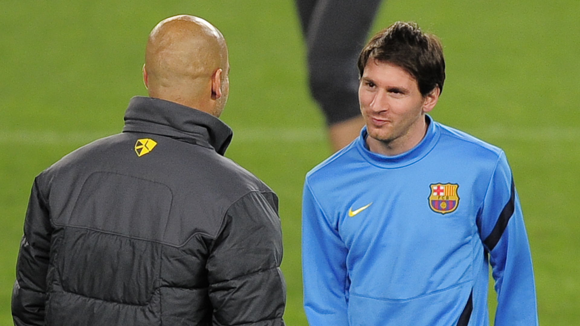 'I remember when Guardiola explained the false nine' - Messi talks through positional evolution at Barca