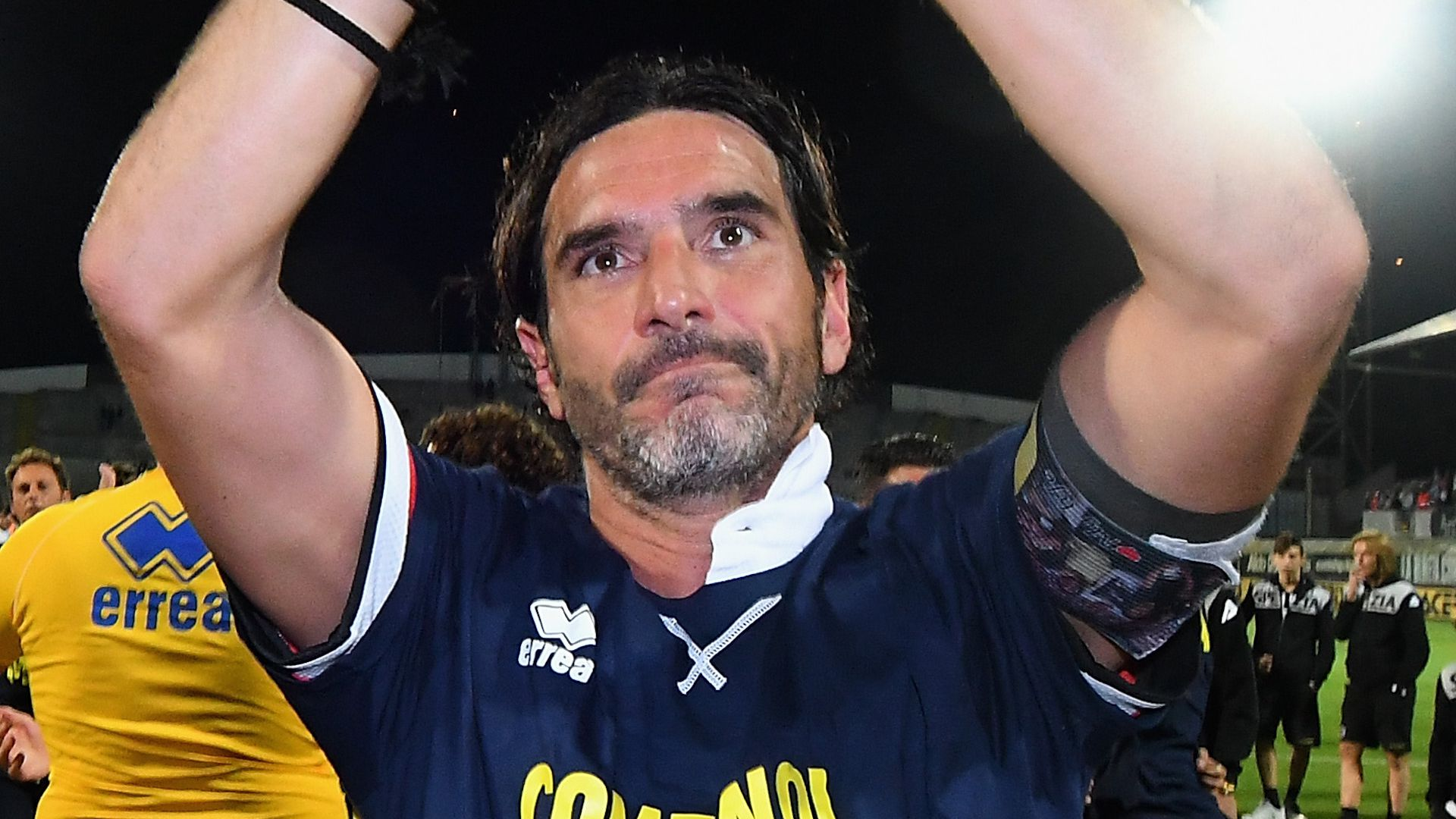 Roma - Parma, Lucarelli è una furia: