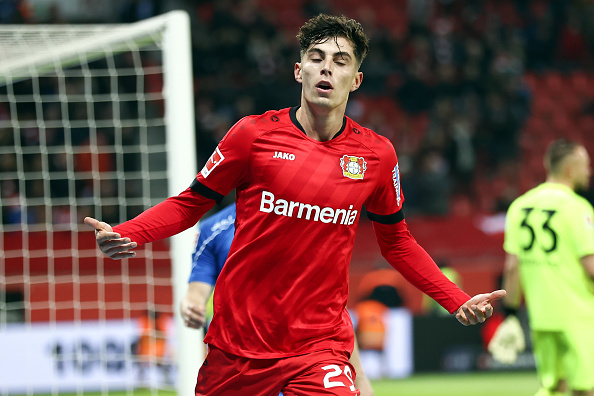 'Havertz is half-Ozil, half-Ballack' - 'Special' Leverkusen star could thrive in the Premier League, claims Hargreaves