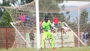 AFC Leopards keeper Jairus Adira.