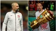 Babbel/Ribery split