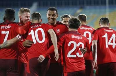 Bulgaria vs Switzerland 03.24.2021
