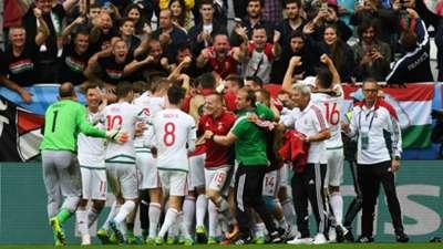 Austria - Hungary, Euro 2016