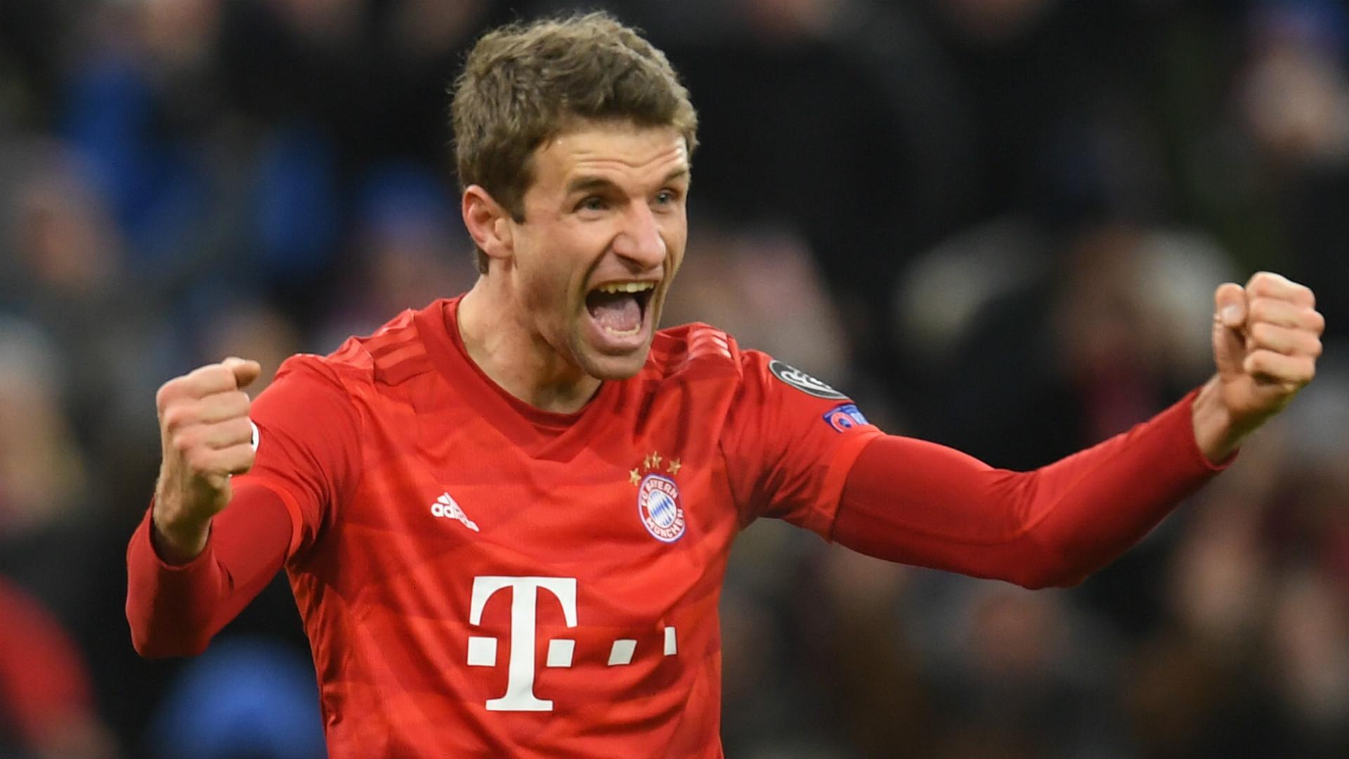 RESMI: Thomas Muller Tambah Kontrak Di Bayern Munich | Goal.com