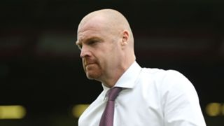 Sean Dyche Burnley