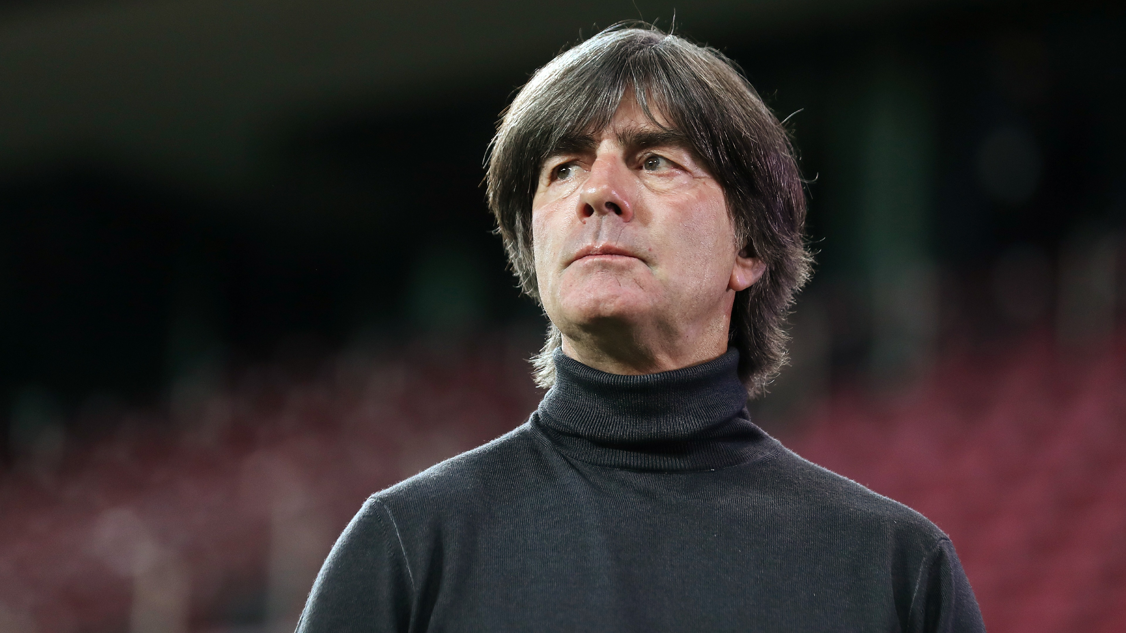 'Semi-finals is the minimum' - Optimistic Low sets Germany's Euro 2020 target despite failing to defeat Switzerland