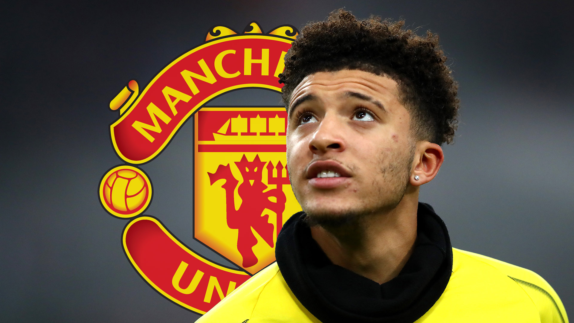 Man Utd should sign Sancho & give him No.7' – Ferdinand wants winger to  follow Ronaldo & Beckham | Goal.com