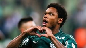 Palmeiras Guarani Libertadores 2020 Luiz Adriano