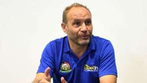 Sebastien Migne of Harambee Stars coach.