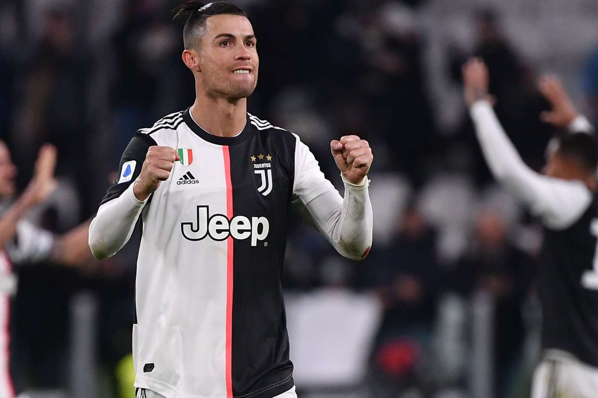 Ronaldo Sets More Scoring Records With Juventus Brace Against Parma Goal Com