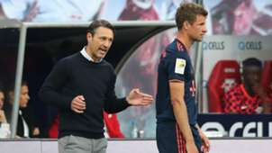 Niko Kovac Thomas Muller Bayern Munchen 2019
