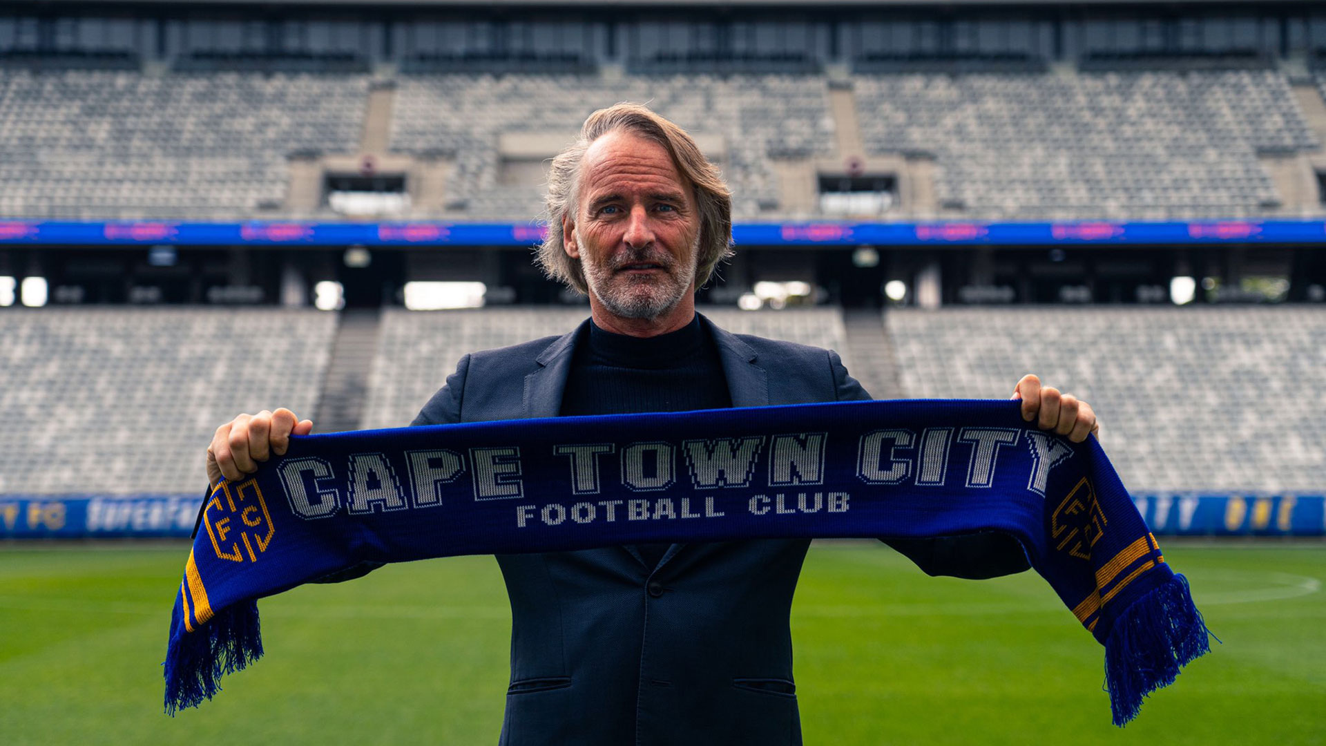 Cape Town City midfielder Nodada on Riekerink's humility and the pain of losing McCarthy