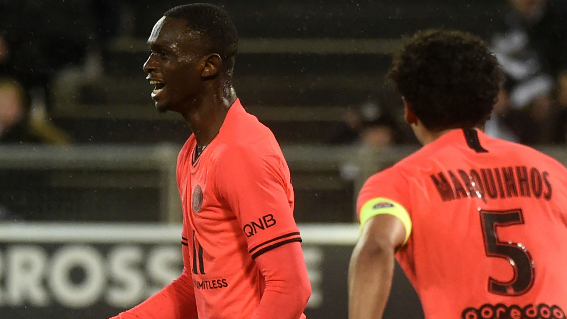 PSG held as Amiens last-gasp goal shares eight