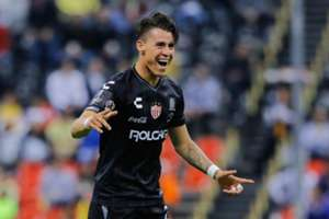 Cristian Calderón Necaxa Clausura 2019
