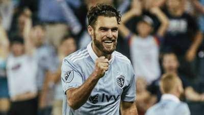 Graham Zusi MLS Sporting KC 10302018