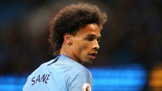 Leroy Sane Manchester City 2019