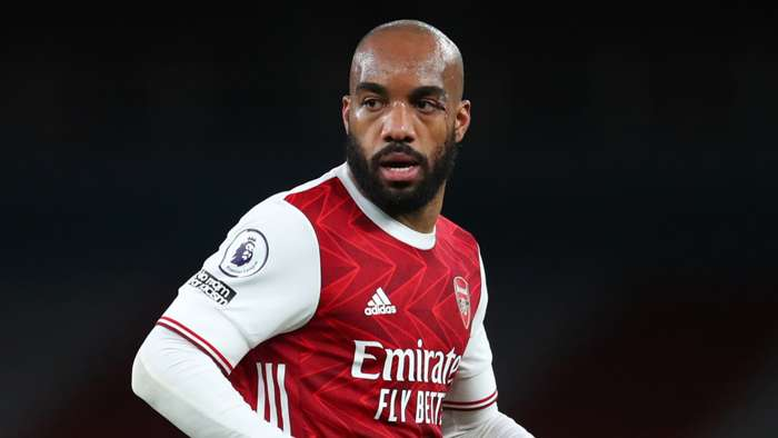Alexandre Lacazette, Arsenal 2020-21