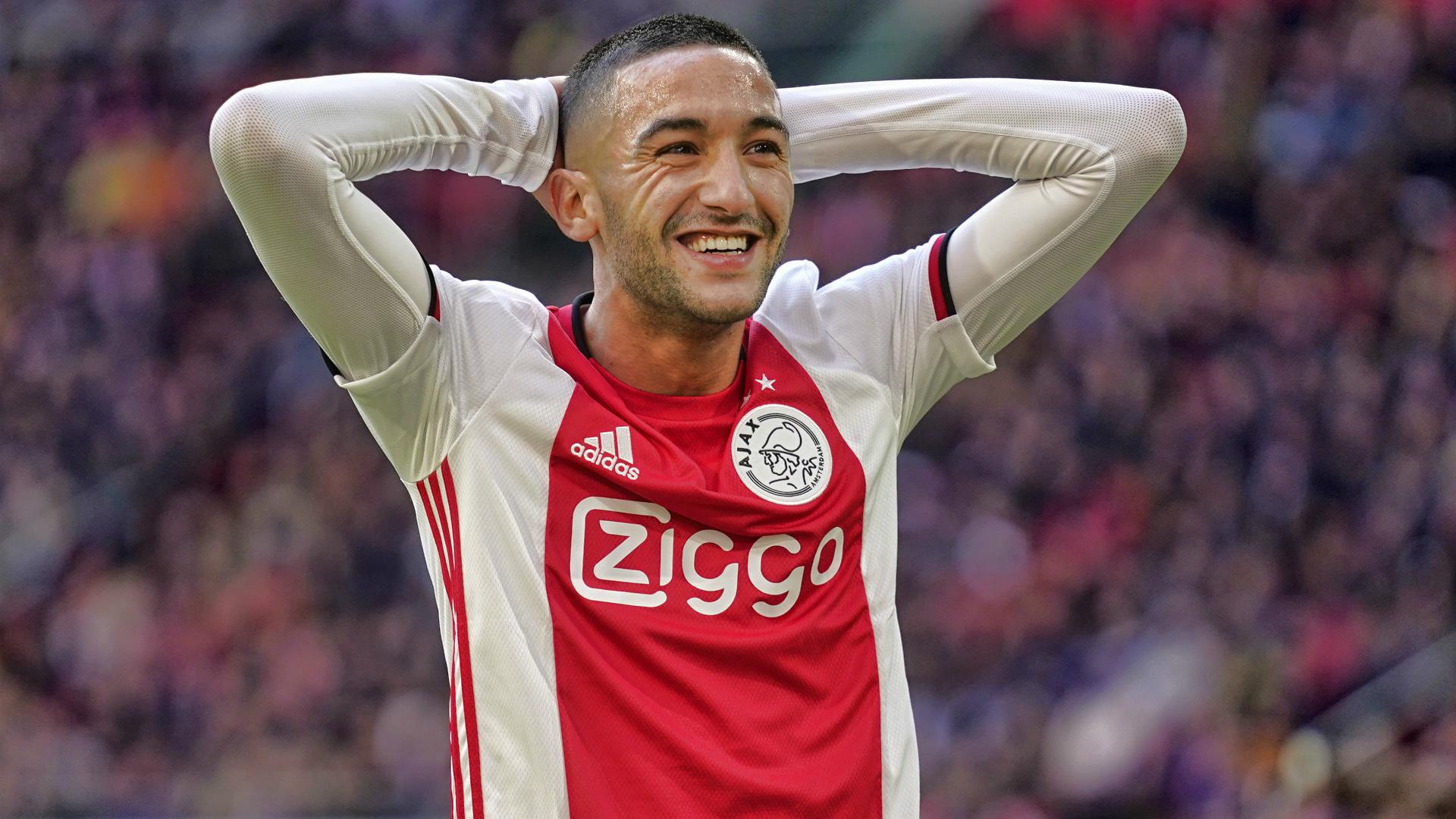 """Hakim Ziyech erklärt Transfer zum FC Chelsea: """"Der Spielstil passt ..."""