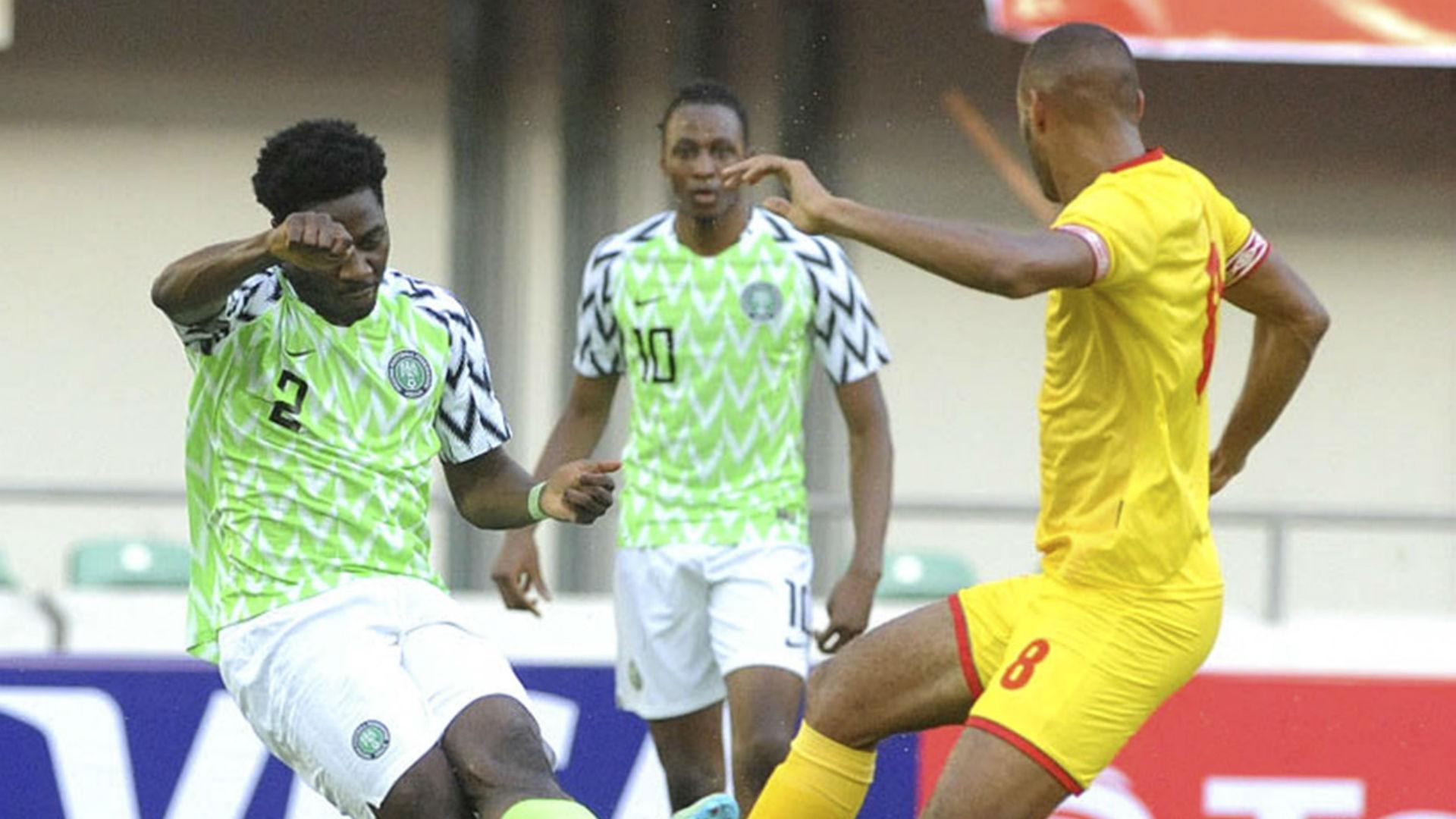 'Super Eagles now play kick and follow football' – Babangida laments Nigeria style under Rohr