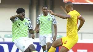 Ola Aina Nigeria 2019