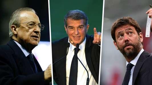 Barça, Real et Juve réagissent aux menaces de l'UEFA | Goal.com