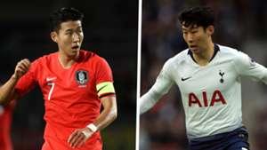 Son Heung-Min South Korea Tottenham
