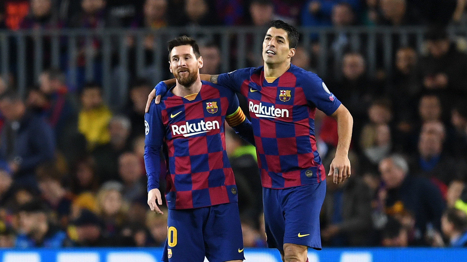Messi still irked by Suarez's 'crazy' Barcelona exit