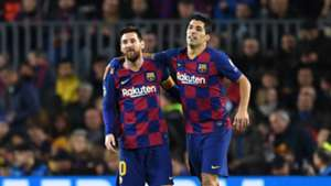 Messi/Suarez Barcelona 2019-20