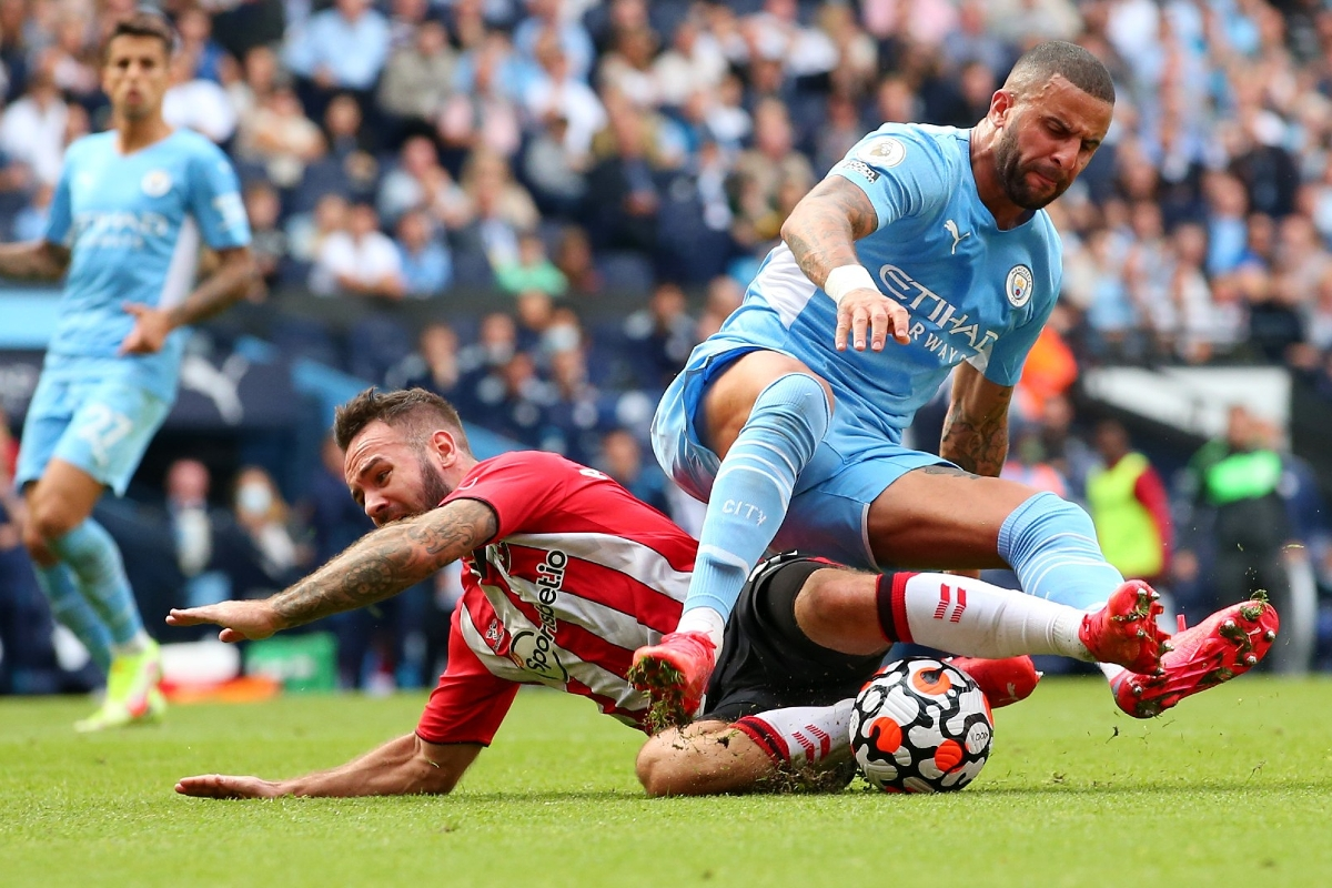Matchday LIVE: Liverpool host Crystal Palace, Man City face Southampton & Arsenal, Inter & Atletico all in action   Goal.com