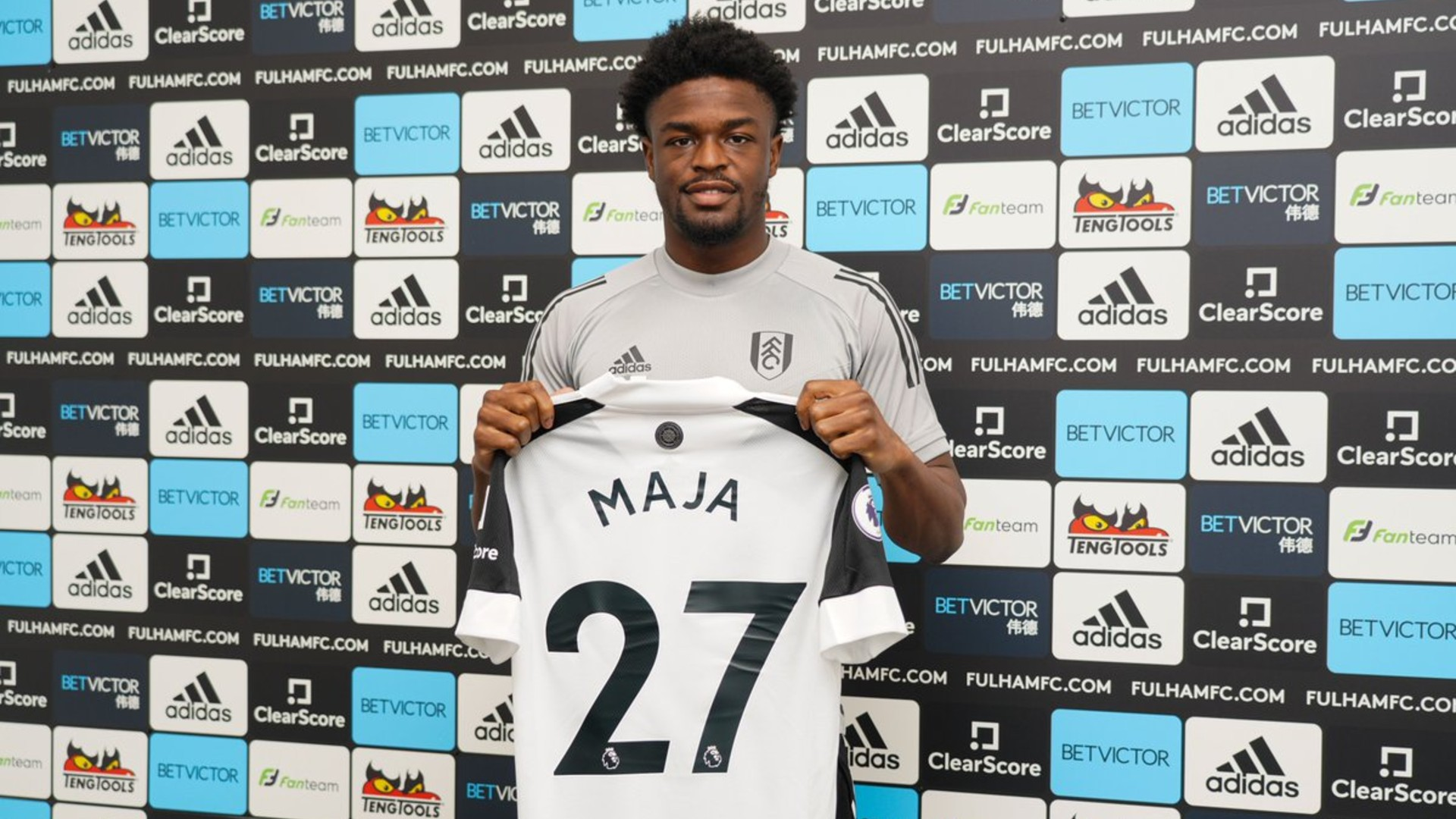 Maja makes Fulham debut against West Ham United