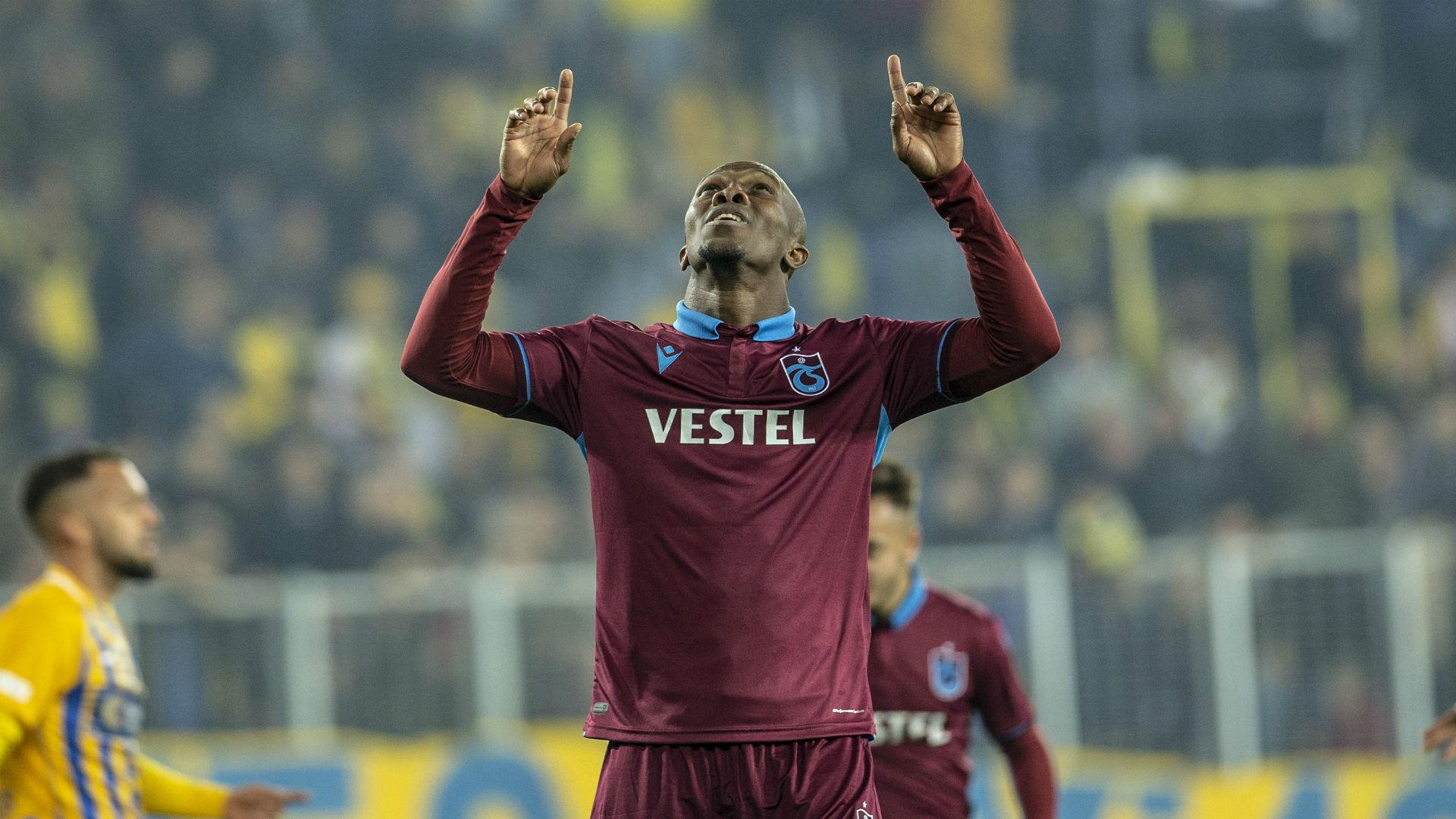 Nwakaeme bags brace, Koita nets winner as Kasimpasa edge past Trabzonspor