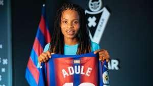 Charity Adule joins Eibar