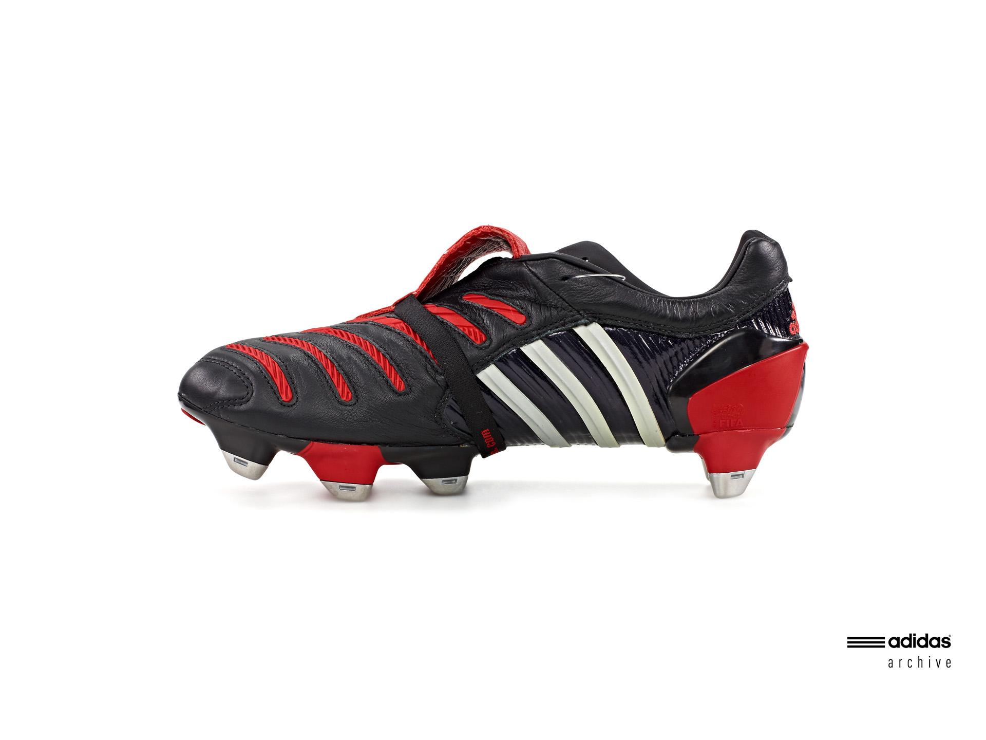 utilizar daño Polémico  Adidas Predator: Every edition of the world-famous boot   Goal.com