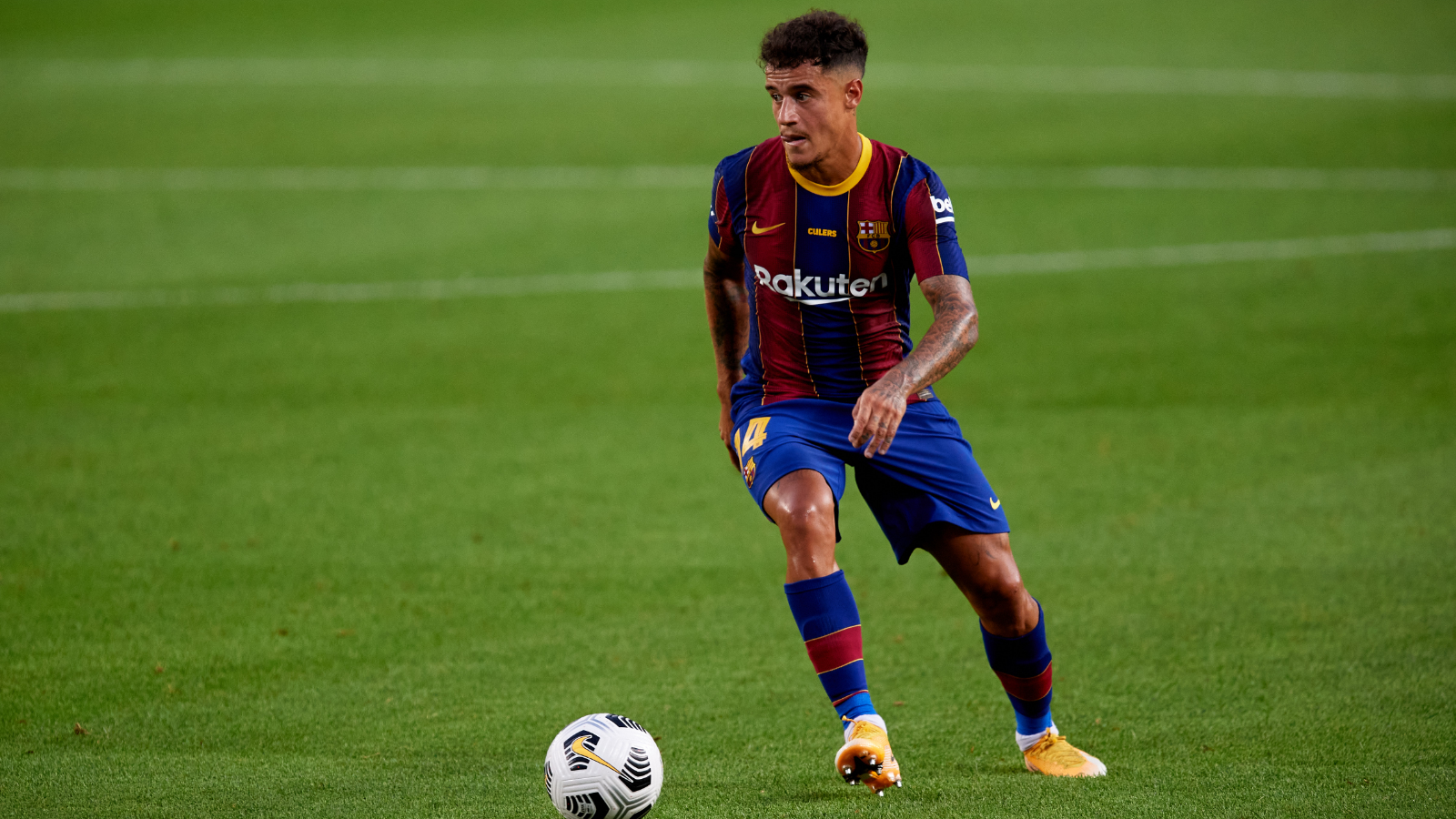 Coutinho, lesionado: Qué dolencia tiene, cuánto tiempo estará de baja y qué  partidos se perdería con el Barcelona | Goal.com