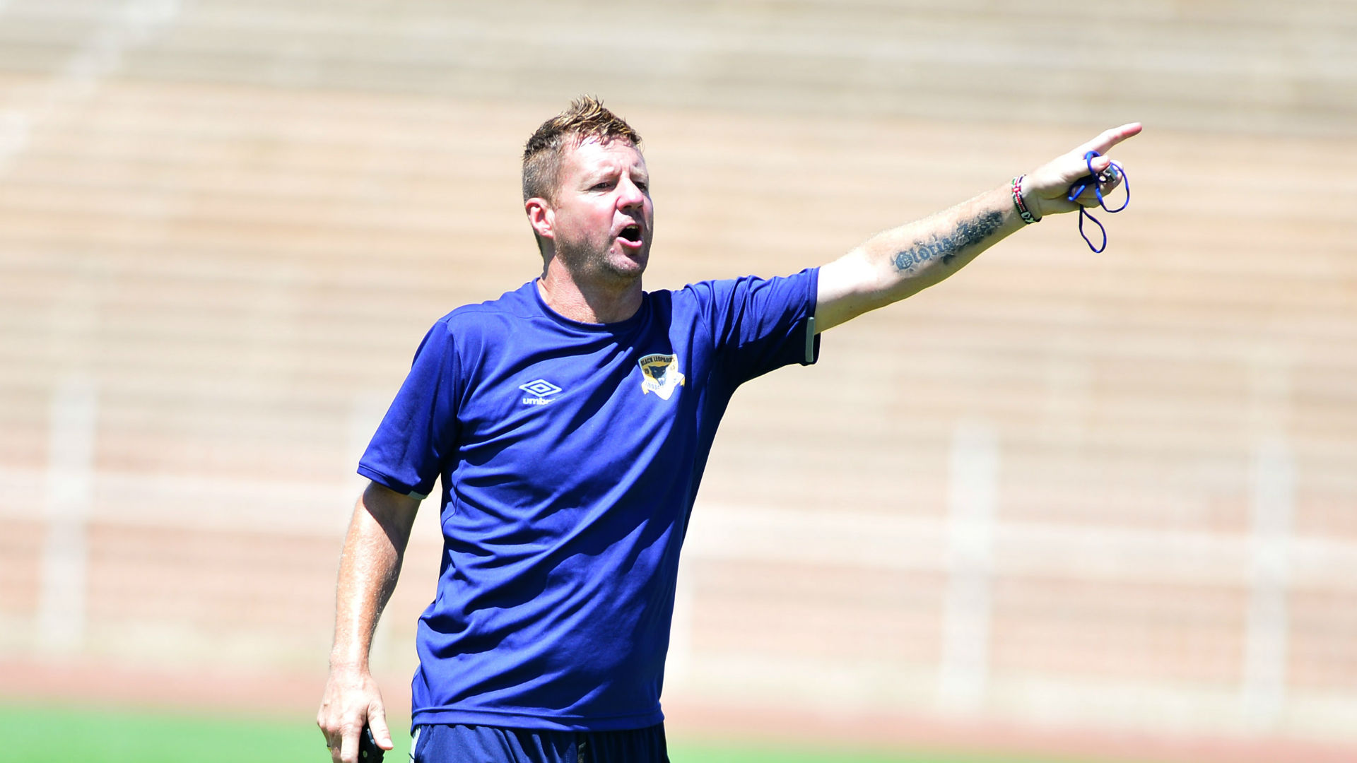 Kerr reveals he wants to stay at Baroka FC despite challenging circumstances
