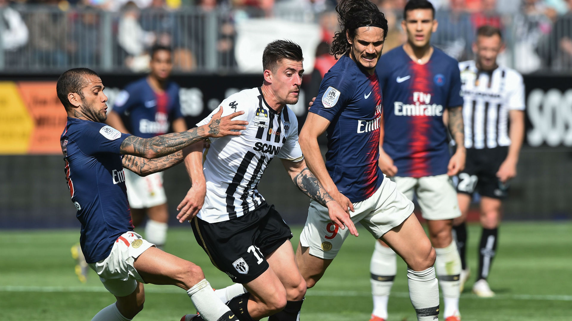 Ait-Nouri: Angers full-back contracts Covid-19 ahead of Dijon clash