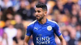 Riyad Mahrez Leicester City