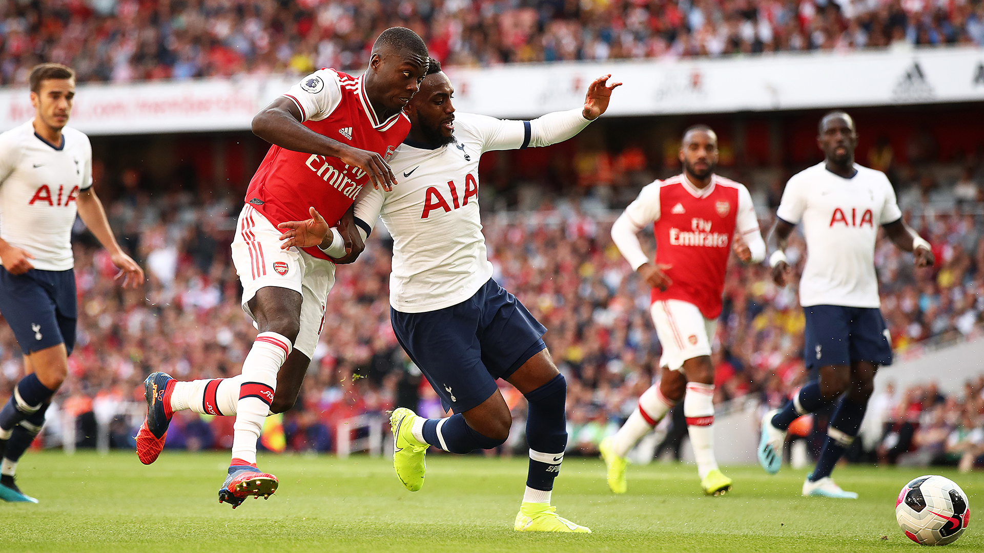 Video: North London Derby - who will strike first?