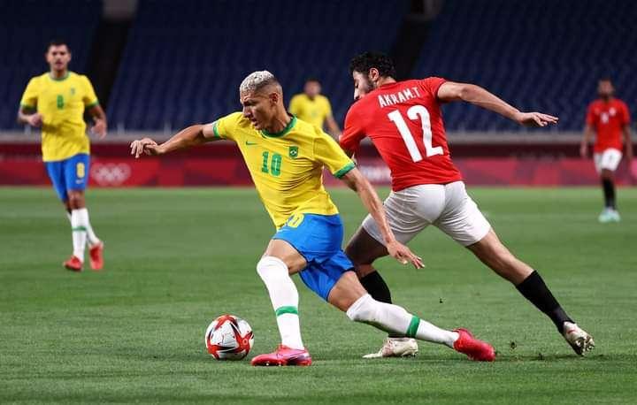Egypt Vs Brazil.