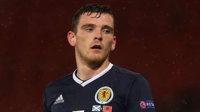 Andrew Robertson Scotland 2018-19