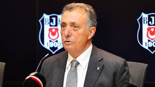 Ahmet Nur Çebi Beşiktaş 01152020