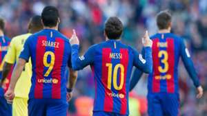 Lionel Messi Barcelona - Villarreal